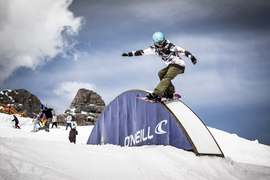 O'Neill Girls Shred Session – 09.06.2013, Superpark Dachstein